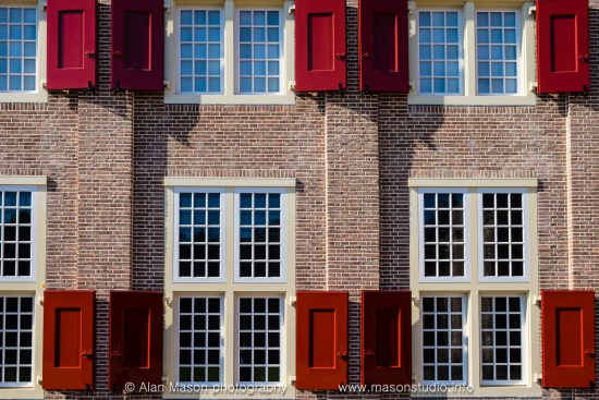 windows, the Netherlands